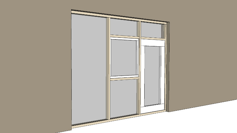 Iu0027m working on some dynamic SketchUp components that can be easily used with my plugin. Check out the Dynamic Window Toolkit collection. & SketchUp components - BIM-Tools